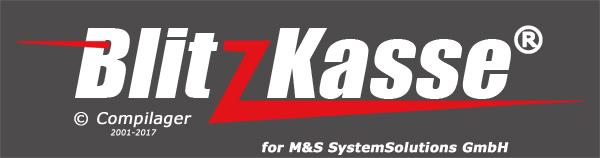 Blitz!Kasse - Moderne Kassensoftware für Handel und Gastronomie, Netzwerkfähig, Mehrplatz tauglich, mit ORDER bzw. Kellnerpad erweiterbar.