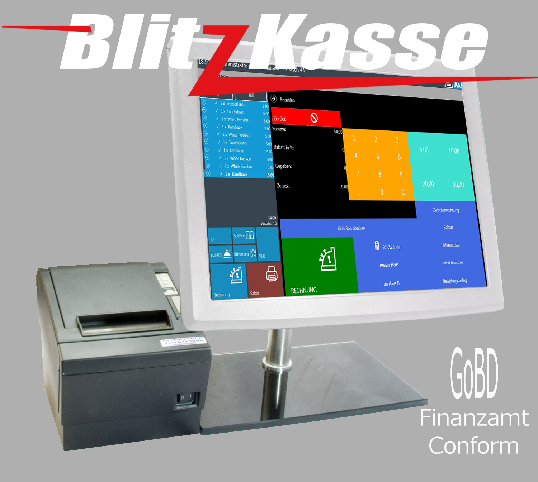 kassa-pro DE Art.Nr: 1357616  kassensoftware für einzelhandel, kassenprogramm