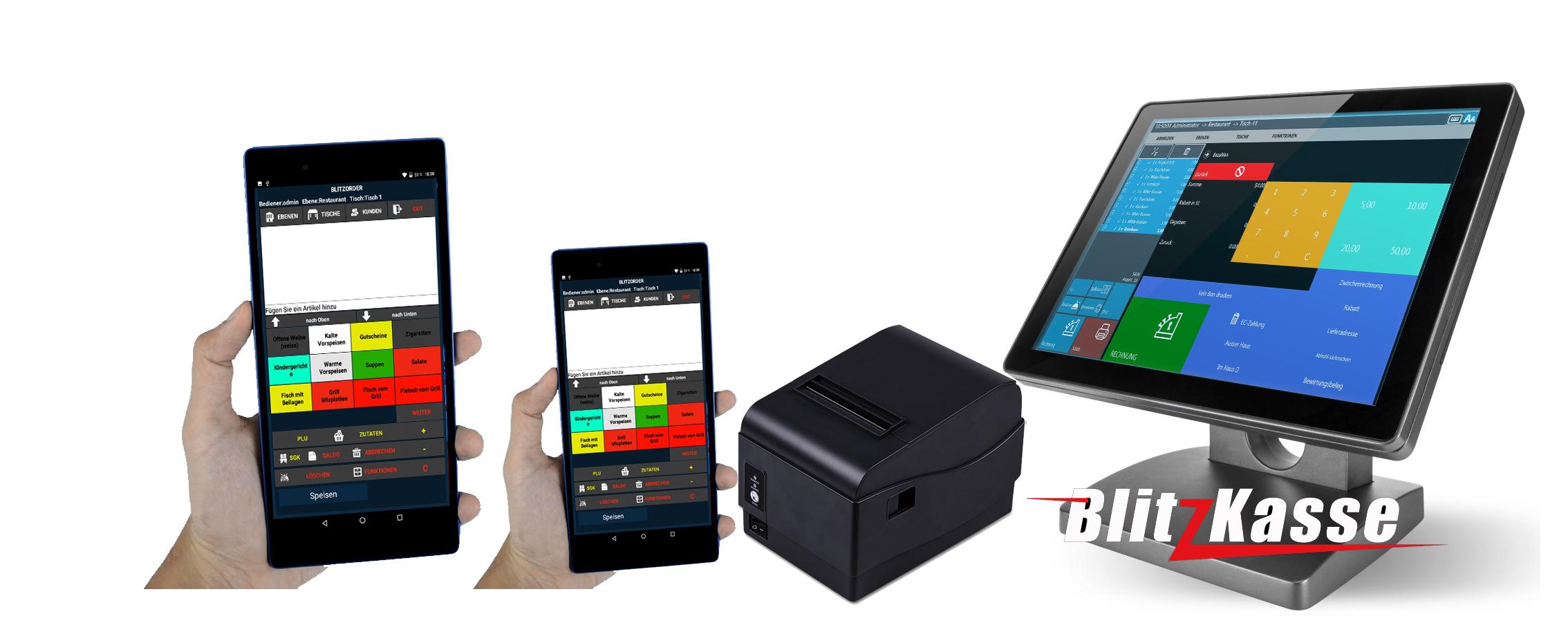 Blitz!Kasse TSE, INSIKA 2020 konforme KAssensysteme ab jetzt..