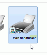Blitz!Kasse Bondrucker installieren / Generic Text Only Treiber als Bondruckertreiber verwenden
