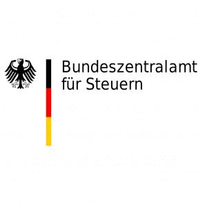 Logo Bundeszentralamt für Steuern